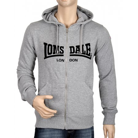 Олимпийка-Lonsdale-110097/113079-1004 Slim Fit Nottingham