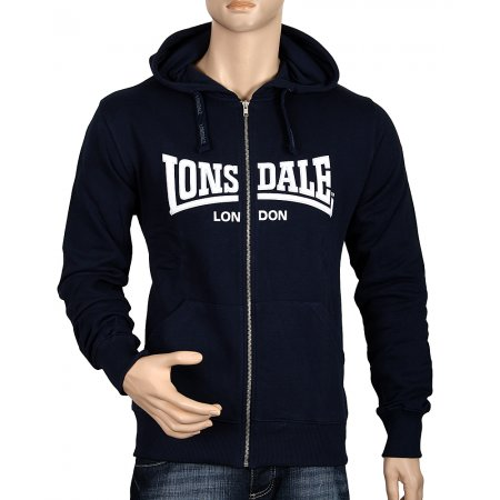 Олимпийка-Lonsdale-110097/113079-3008 Slim Fit Nottingham