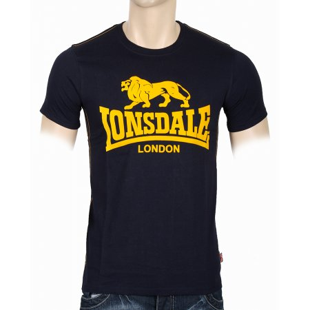 Футболка Lonsdale 113171-3008 Slim Fit SMITH RELOADED