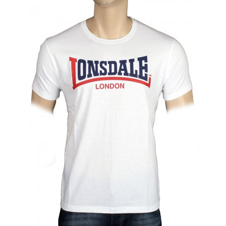 Футболка Lonsdale 113170-7000 TWO TONE