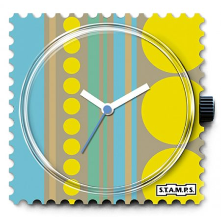 Часы STAMPS 1011025 Retro Wall