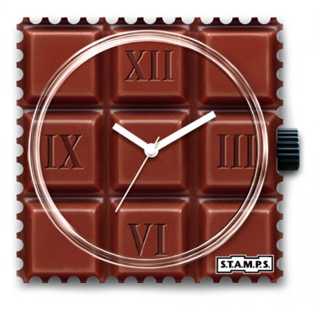 Часы STAMPS 1211086 Time Choc