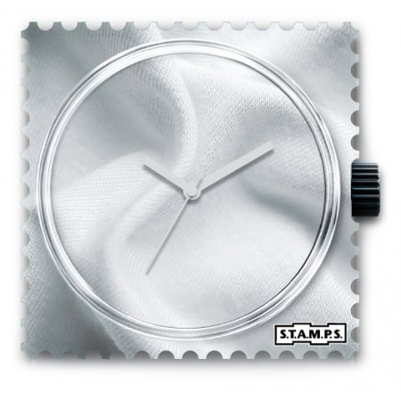 Часы STAMPS White Silk