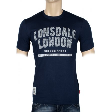 Футболка Lonsdale MTS006-navy