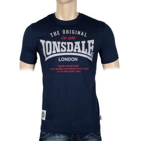 Футболка Lonsdale MTS007-navy