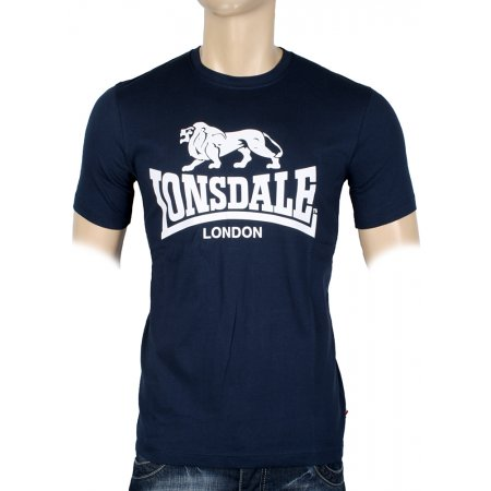 Футболка Lonsdale MTS001-navy
