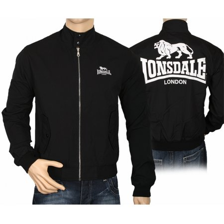 Харрингтон Lonsdale 118027-1000 Jacket Acton